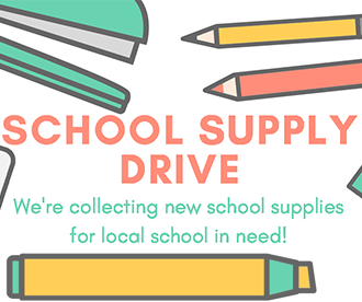 CompleteCare is Collecting School Supplies